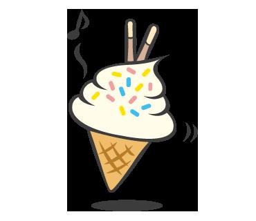 LINEスタンプ名:くりみ_Ms.Creamy
